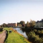 Grand Canal Greenway, Robertstown Holiday Village Self catering cottages
