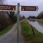 Grand Canal Walking and cycling